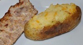 meatloaf slice