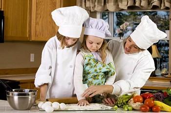 chefs in the kitchen