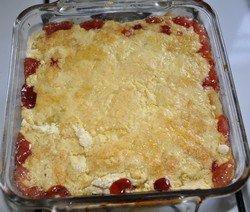 cherry pineapple dessert