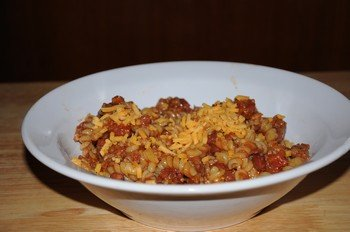 chili mac supper