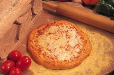 homemade pizzas