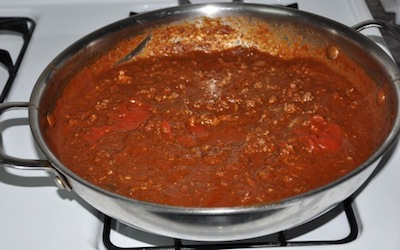 how to make homemade spaghetti sauce with ketchup