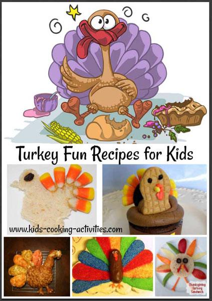 turkey fun recipes