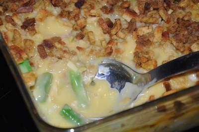 turkey casserole
