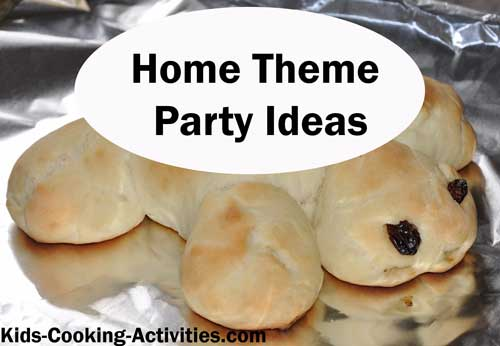 home theme party