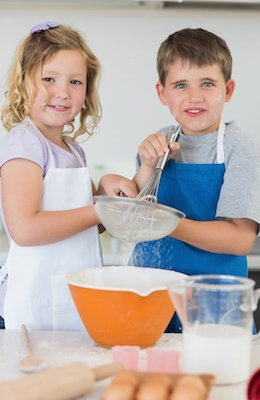kids cooking lessons for 3-6 year olds