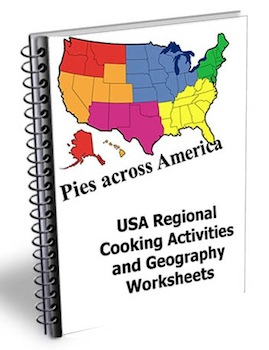 USA cooking regional