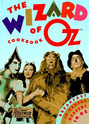 wizard of oz cookbook