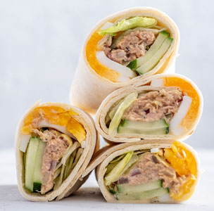 tuna roll up