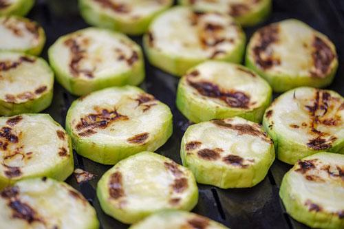 zucchini grilled