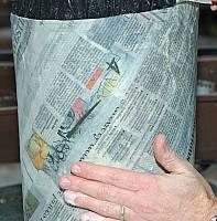 paper macheing