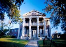 Southern US plantation home