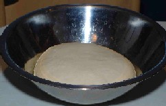 bread dough rising baking homemade bread