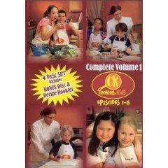 cooking for kids dvd