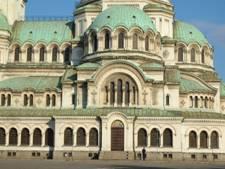 Alexander Nevsky cathedral in Sofia, Bulgaria