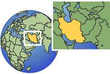 middle eastern map